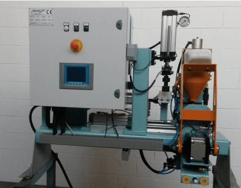 Automatic Management of moulding sand